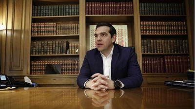 Ципрас на Туск му ја истакнал важноста за отпочнување пристапни преговори за Северна Македонија и Албанија