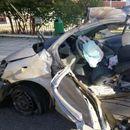 Двајца потешко повредени во сообраќајка во Виница