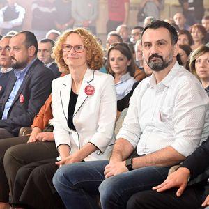 Шекеринска на граѓанска трибина во Струга: Продолжуваме по прав пат до нова победа на брзи избори