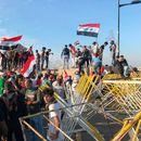Најмалку петмина загинати и 120 повредени на протестите во Ирак