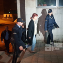 Заменичката на Боки 13, Јасна Мандиќ, ја донесоа во судот