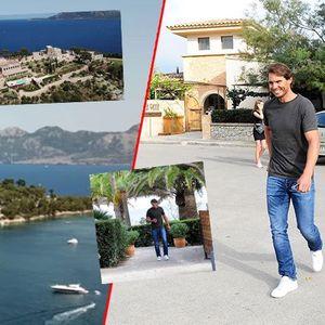 """Надал и Марија го кажаа судбоносното """"да"""" во најскапиот имот во Шпанија"""