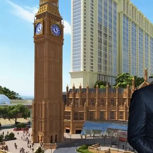 Бекам отвора хотел во Кина
