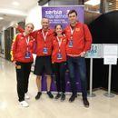 Кираџиева и Поп Арсова освоија сребро во маратон на Балканското првенство