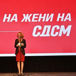 Шекеринска: Промените бараа заедничка храброст, мажи и жени покажаа храброст, затоа беше можен и државниот успех