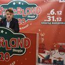 """Новогодишната елка ќе светне во петок – почнува """"Винтерленд 2020"""""""