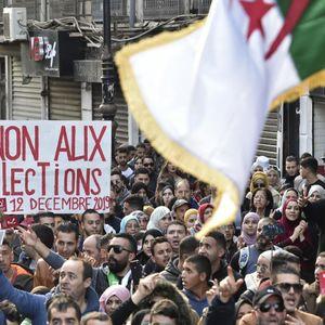 Во Алжир протести и на денот на претседателските избори
