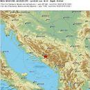 Земјотрес од 3,9 степени регистриран во БиХ
