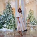 ВИДЕО: Меланија Трамп покажа како ја накитила Белата куќа за Божиќ