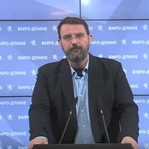 Стоилковски: Дали е точно дека фирмите кон кои должи СДСМ молчат зошто  добиваат закани и уцени од власта