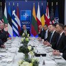 Трамп органиизраше ручек за лидерите на земјите кои издвојуваат два отсто за одбраната