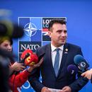(ВИДЕО) Заев: Иднината на земјава има адреса за трајна безбедност и таа адреса е Главното Седиште на НАТО во Брисел