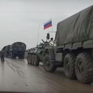 Американците ги блокираа Русите на сред пат во Сирија, напнато било 15 минути