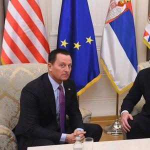(ВИДЕО) Гренел: Договорот што го потпишаа Србија и Косово ќе отвори нови работни места во регионот