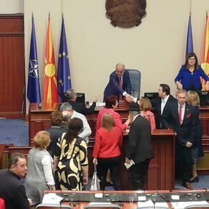 Собранието се распушти, отворен патот за избори на 12 април