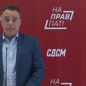 Велковски: СДСМ ја стабилизираше економијата и обезбеди раст, постигнавме рекоден пад на невработеноста