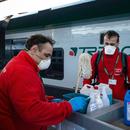 Расте бројот на заразени и починати од Ковид-19 во Италија