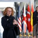 Министерката Шекеринска на Минхенската безбедносна конференција
