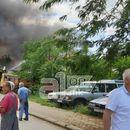 Изгасен пожарот кој изби во близина на бензинска во Радишани