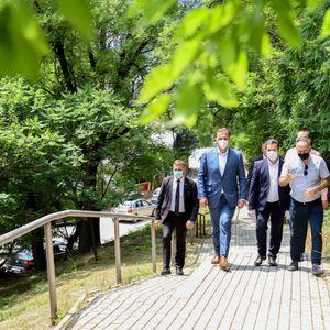 """Спасовски во обиколка на Турбето """"Крал К'зи"""": Се грижиме за културната традиција на сите заедници"""