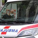 Зголемен бројот на повици во Итната медицинска помош во Скопје, дневно стотина интервенции и десетина колапси