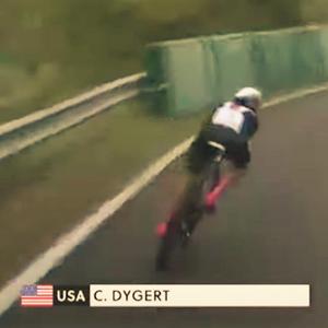 Ужасен пад на светската велосипедска шампионка Дајгерт во Италија