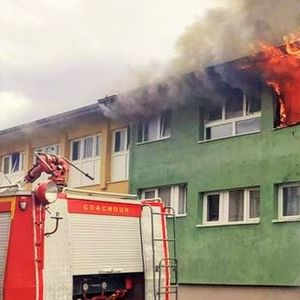 Гори градинка во српскиот град Власотинце, евакуирани 150 деца