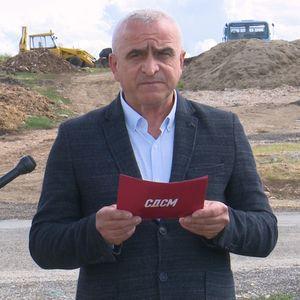 Колариќ: По долги години се реконструира и проширува патот Бутел – Љуботен