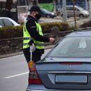 Санкционирани 119 возачи во Ѓорче Петров, 18 за возење без возачка дозвола