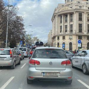 ВИДЕО: 149 санкционирани возачи во Скопје, 47 за брзо возење, седум под дејство на алкохол