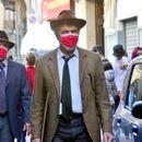 """""""Мажи во црвени чевли"""" против насилството врз жените"""