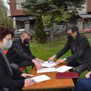 Договор за соработка меѓу Министерството за култура и Асоцијација на архитекти