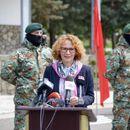 Шекеринска: Целта на ВМРО-ДПМНЕ не е да се подобри Законот, туку да се блокира напредокот