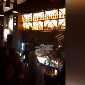 ВИДЕО: Повторно забави во скопски клубови, со гужви, играње, без маски и дистанца