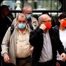53 прекршувања на забраната за движење, 384 санкции за неносење маска