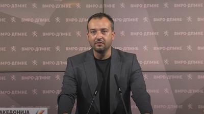Лефков: Заев го зголеми долгот за нови 2,4 милијарди евра, затоа граѓаните плаќаат нова такса од 4,13 денари за горива