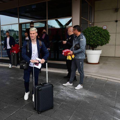 Македонските фудбалери се селат во Амстердам