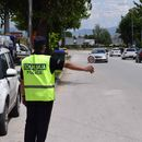 162 санкционирани возачи во Драчево, 20 за неатестирани фолии