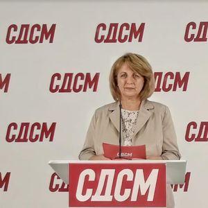 Лазаревска: Обезбедуваме вклученост на децата со попреченост во редовната настава со вработување на 500 образовни асистенти