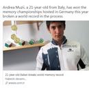 Италијанец запомни број од 630 цифри