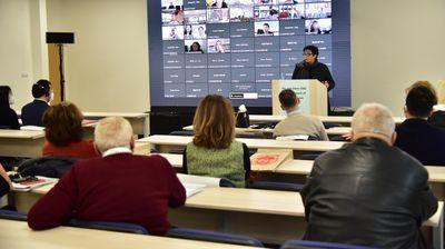 Втор форум на библиотечната унија на земјите од централна и источна Европа и Кина
