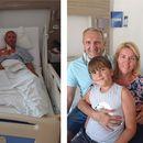 Кога летниот одмор за миг се претвори во голгота, проф. Савески ми го спаси животот