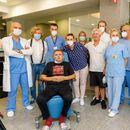 """Në """"Acibadem Sistina"""" mjekët shpëtuan jetën e një pacienti 45 vjeçar me Covid-19 duke përdorur teknologjinë ECMO"""