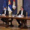 Вучиќ: Полициски час од петок до понеделник, забрана на јавни собири