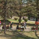 Преполно во Градскиот парк, Старата скопска чаршија и Водно