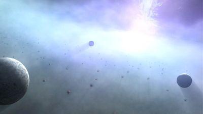 Илјадници чудни планети би можеле да орбитираат околу секоја супермасивна црна дупка