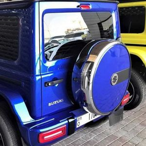 Suzuki Jimny kao baby Mercedes G klasa