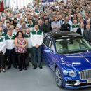 Bentley počeo proizvodnju novog Flying Spura