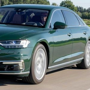 Audi A8 L TFSI e-quattro