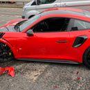 Slupao Porsche 911 GT2 RS od 300.000 evra tokom test vožnje
